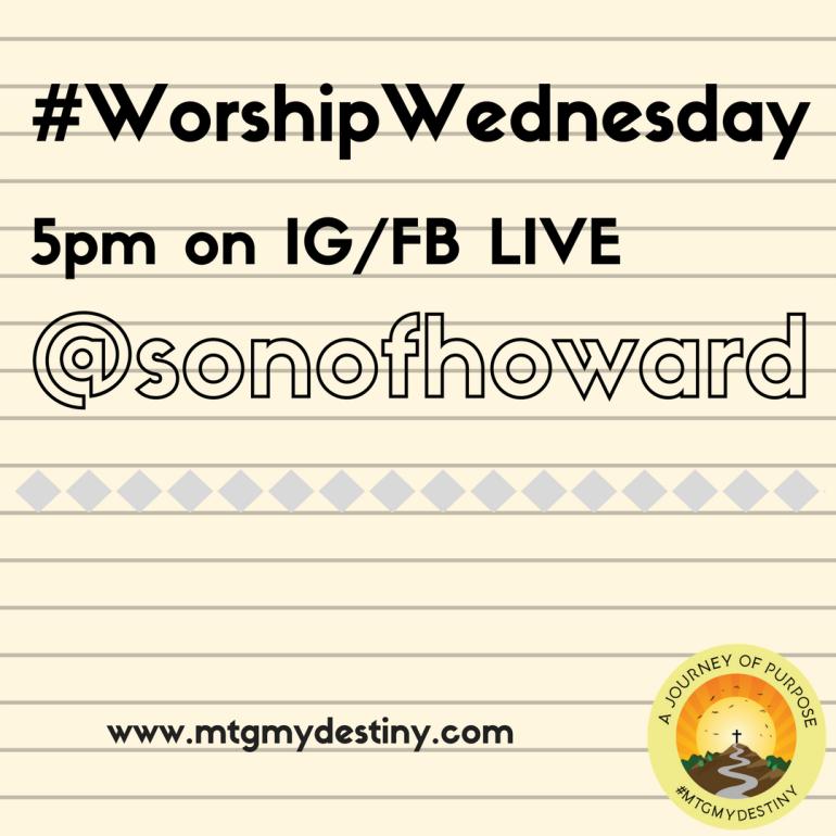 #WorshipWednesday (2)